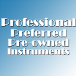 Professional Preferred PreOwned Instruments