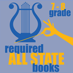 7th & 8th All State Auditions Books