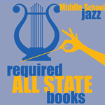 Middle School Jazz All State Books