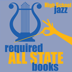 High School Jazz All State Books