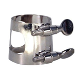 337SN APM Slim Bari Sax Ligature Nickel