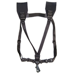 2501162 Sax Harness Strap Regular Swivel Hook - Black