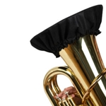 GBELLCVR2021BK 20-21 Inch Marching Tuba Bell Cover