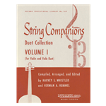 String Companions Duet Collection Volume 1 for violin and viola