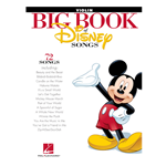Big Book of Disney Songs for Violin