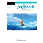 Moana for Viola with online audio access code