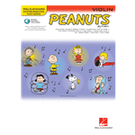 Peanuts for Violin with online audio access code